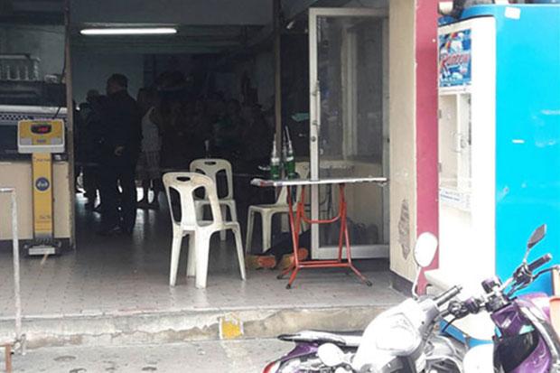 Two men shot dead in Phra Khanong