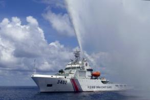 South China Sea 'code' enforcement doubtful