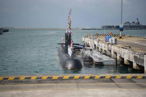 Singapore navy launches first submarine safety portal