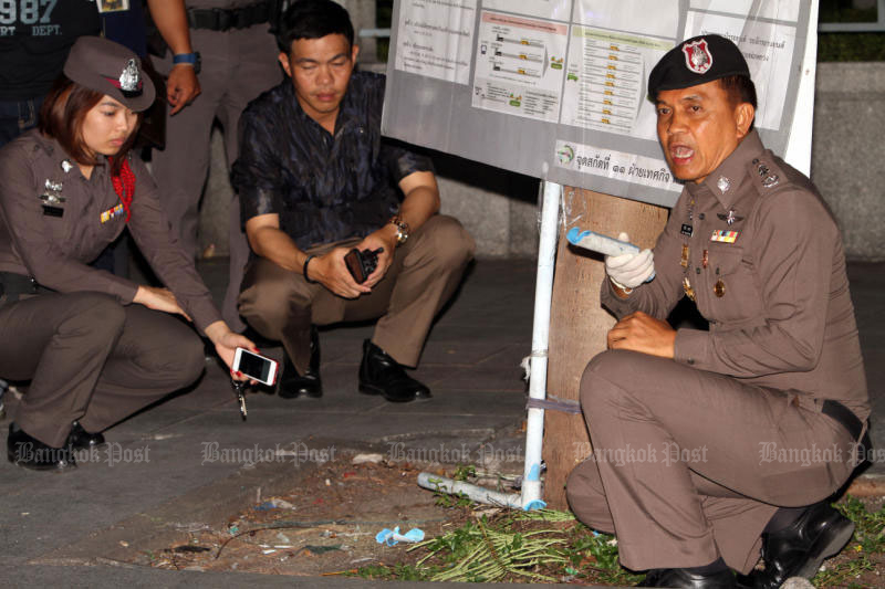 Sanam Luang security zone expanded