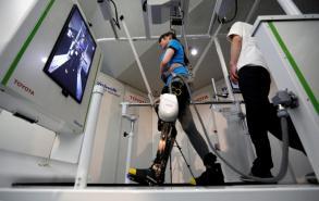 Japan manufacturers target rehabilitation robot market