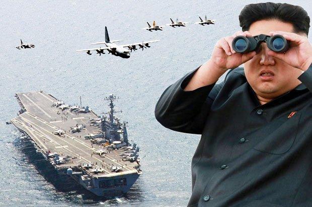 We must unite to confront N Korea