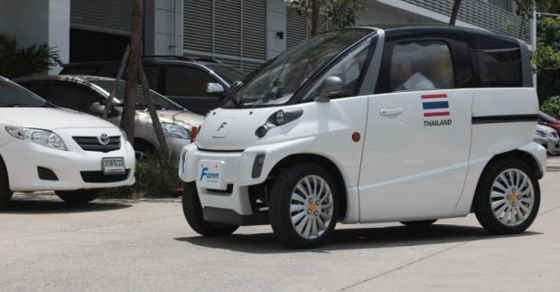 Japanese Electric Car Factory This Year Bangkok Post Learning