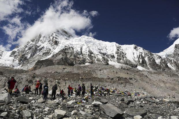 Missing Indian Mountaineer found dead on Mt Everest
