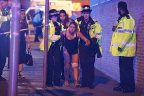 '20 dead' in terror blast at Ariana Grande concert in Manchester