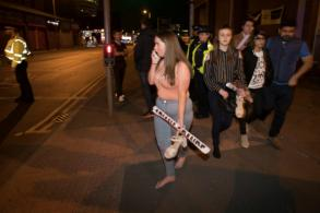 Islamic State supporters celebrate Manchester attack