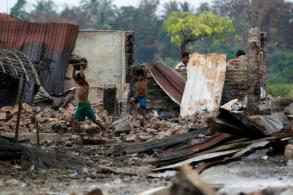 Myanmar children in conflict-hit areas left behind - UN