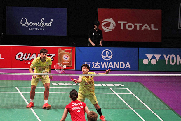 Thais meet China in Sudirman Cup today