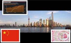 China sovereign debt downgrade: First since 1989
