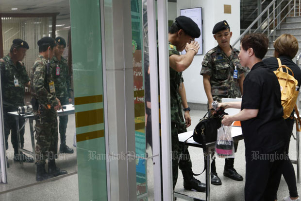 Cavalry chief: BRN may be behind hospital bombing