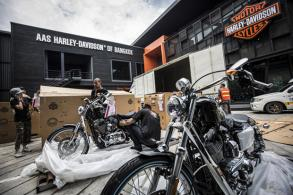 Iconic Harley-Davidson is building plant in Thailand