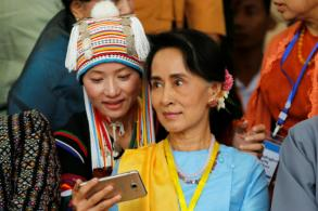 Myanmar ethnic groups, govt begin peace talks