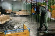 Police under pressure over hospital bomb