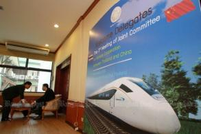 Thai-Sino high-speed rail work could start by August