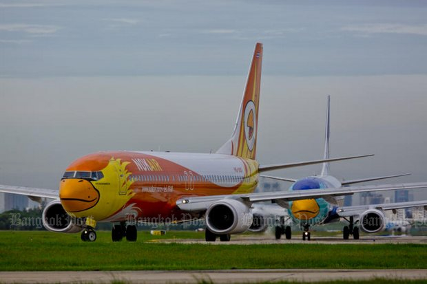 Nok Air sees silver lining