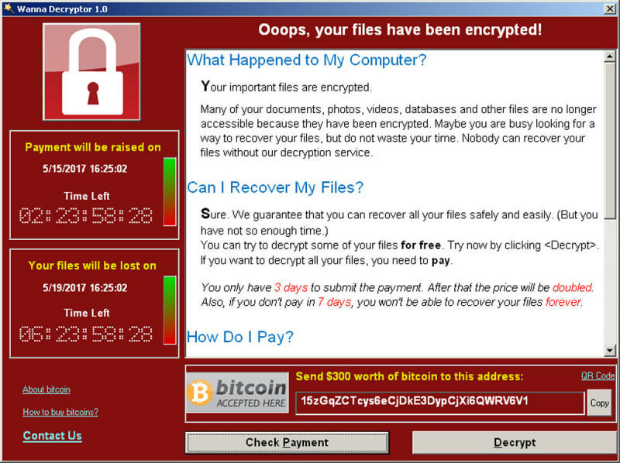 New vulnerability raises fears of another WannaCry