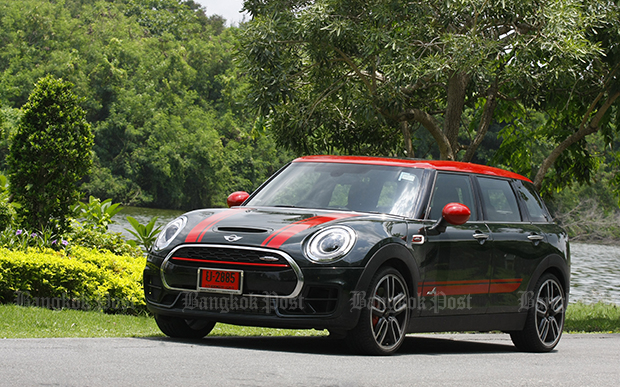 Mini John Cooper Works Clubman (2017) review