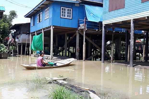 Provinces on alert for heavy rain, floods