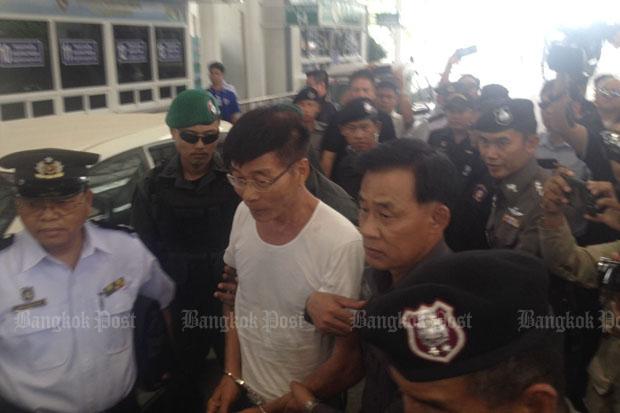 Fugitive killer doctor back in homeland