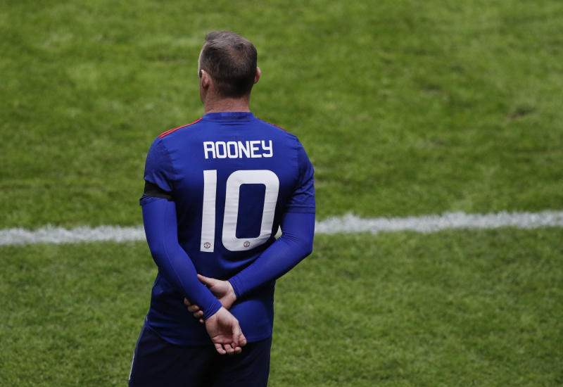 Rooney left out again by England boss