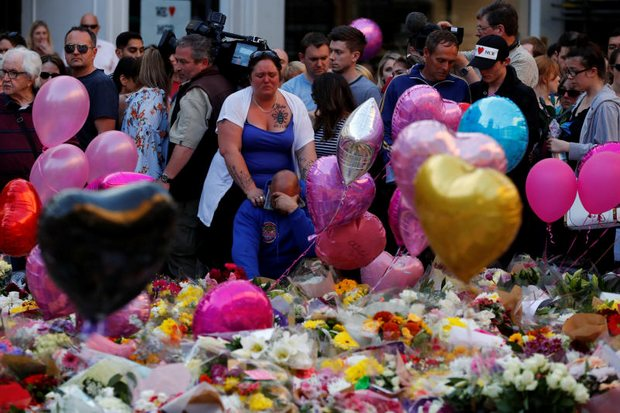 Manchester bomber: 'Mother forgive me'