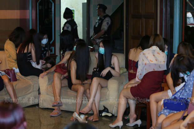 Sex traffickers took hundreds from Thailand to US