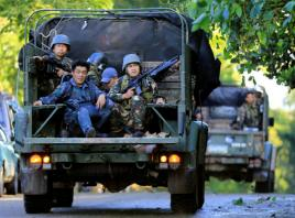 Philippines: foreigners fighting alongside IS-linked rebels