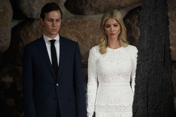 FBI probes Trump's son-in-law meetings