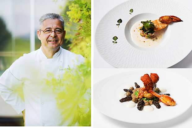 J'AIME by Jean-Michel Lorain welcomes Two Michelin Star Chef from France back to his second restaurant in Bangkok