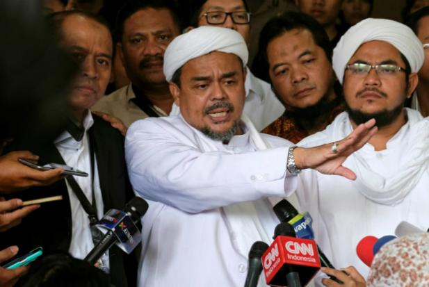 Indonesia names cleric as suspect in pornography case
