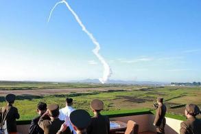 N.Korea missile test gets China, US response