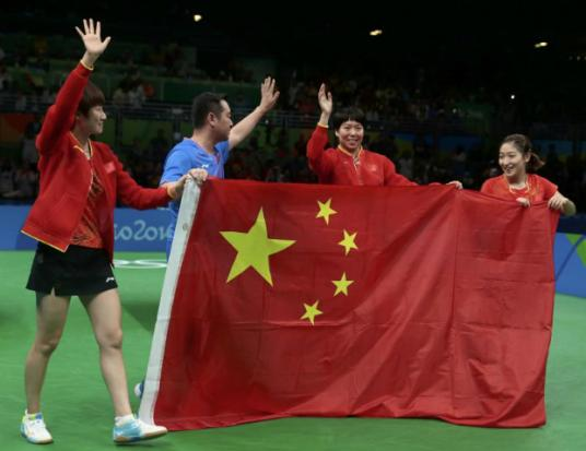 China suspends table tennis coach Kong Linghui over MBS gambling debt