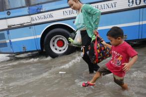 BMA takes baby steps to drain waters