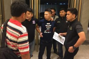 Chinese man held for Pattaya rape, blackmail
