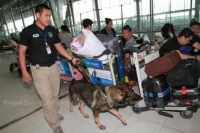 Suvarnabhumi airport boosts security after Bangkok bombs
