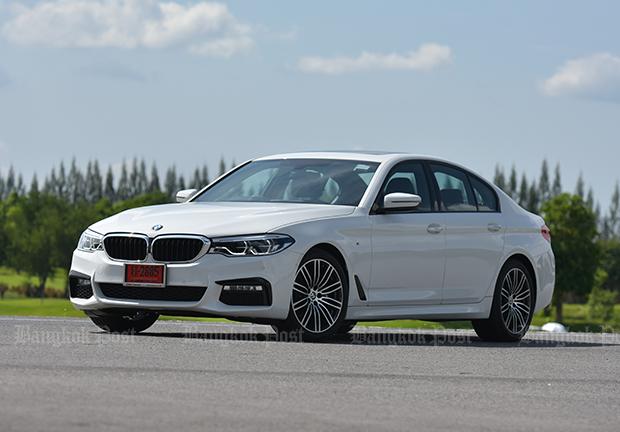 BMW 530i M Sport (2017) review
