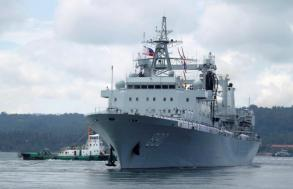 China's naval might challenges US supremacy in Asia