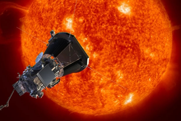 Next up for Nasa: 'Touch the sun'