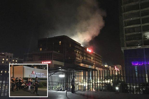 At least two killed in Philippine casino attack