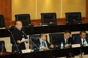 Court orders Surapong to testify in Thaksin passport case