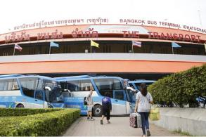 Mo Chit bus station to be moved