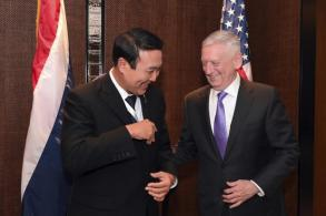 US to Asean: 'We're here for you'