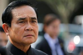 Prayut to visit White House in July - spokesman