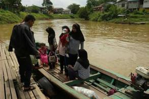 River border crossings halted in Narathiwat