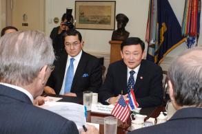 Surakiart denies he will lead Pheu Thai