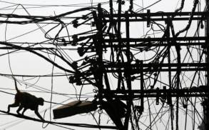 India power glut, but 50 million homes left in dark