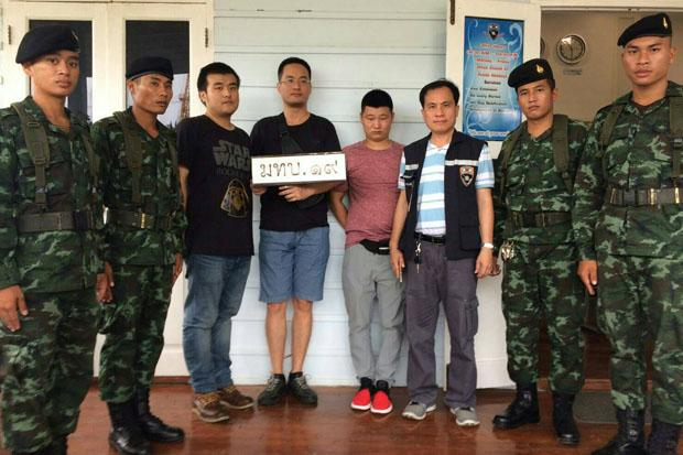 Thai police raid 'click farm,' find 347200 SIM cards