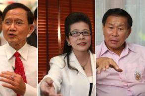 Pheu Thai in leadership spat
