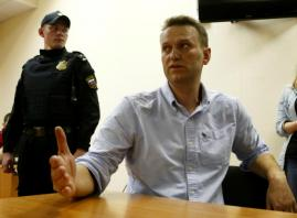 Navalny jailed for 30 days, most protesters freed