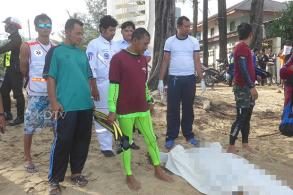 Chinese teenager drowns at beach on Phuket